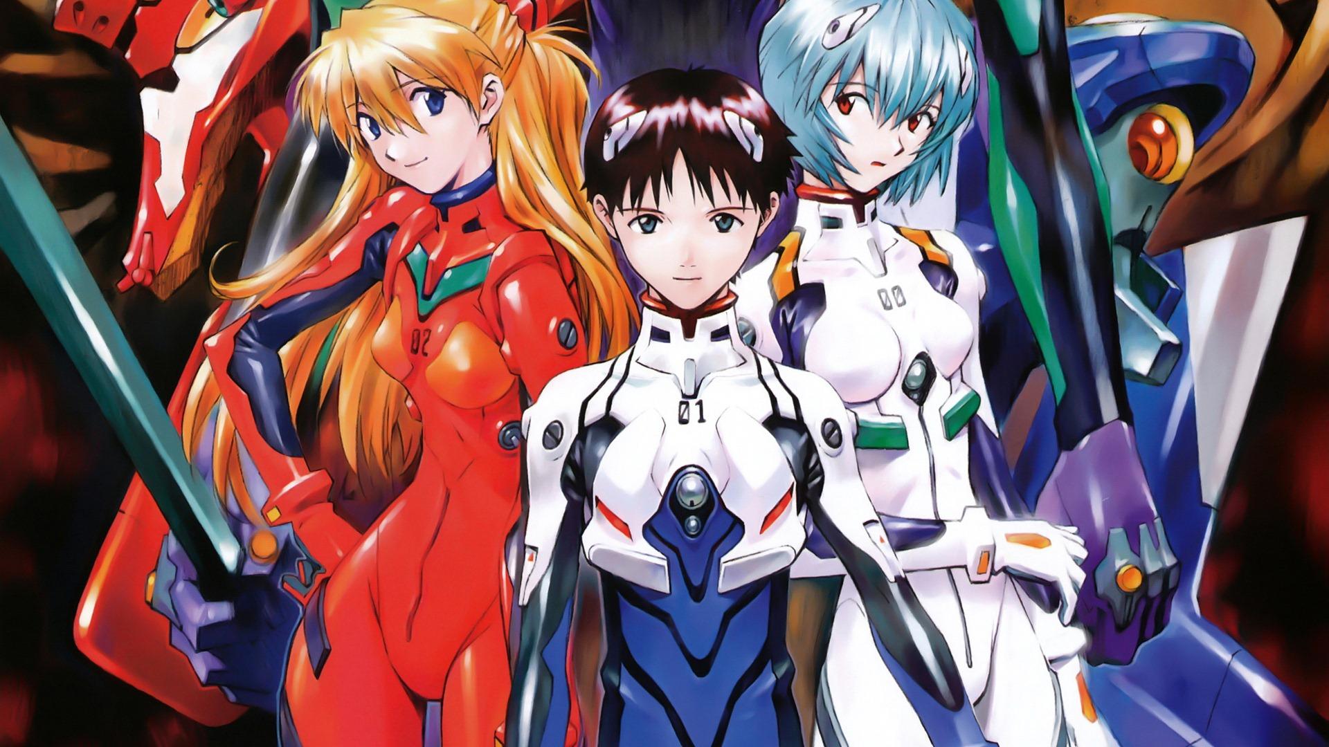Top 20 Most Psychological Anime haruhichan.com Neon Genesis Evangelion