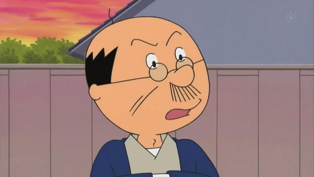 Top 20 Most Shocking Anime Hairstyles Namihei Isono Sazae-san