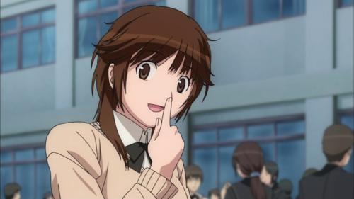 Top 20 curvy anime girls Rihoko Sakurai Amagami SS