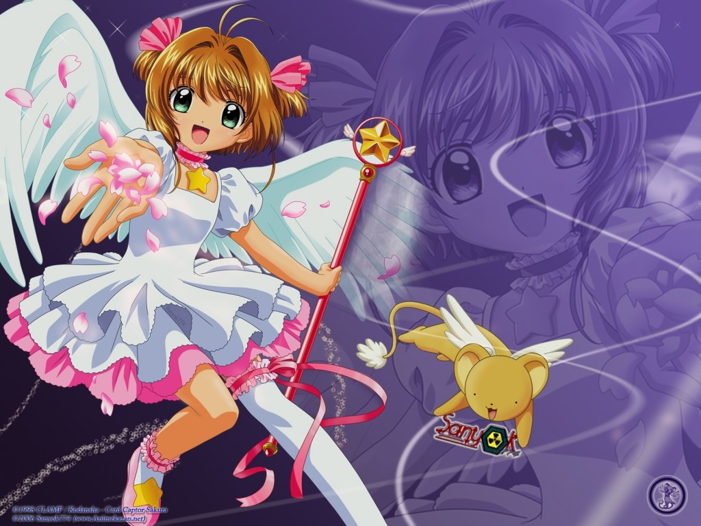 Top 30 addicting anime Top 30 Cardcaptor Sakura haruhichan.com series