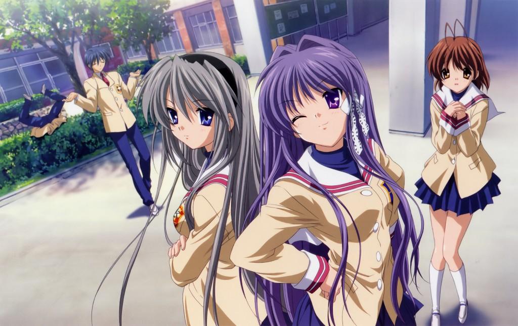 Top 30 addicting anime Top 30 Clannad haruhichan.com series