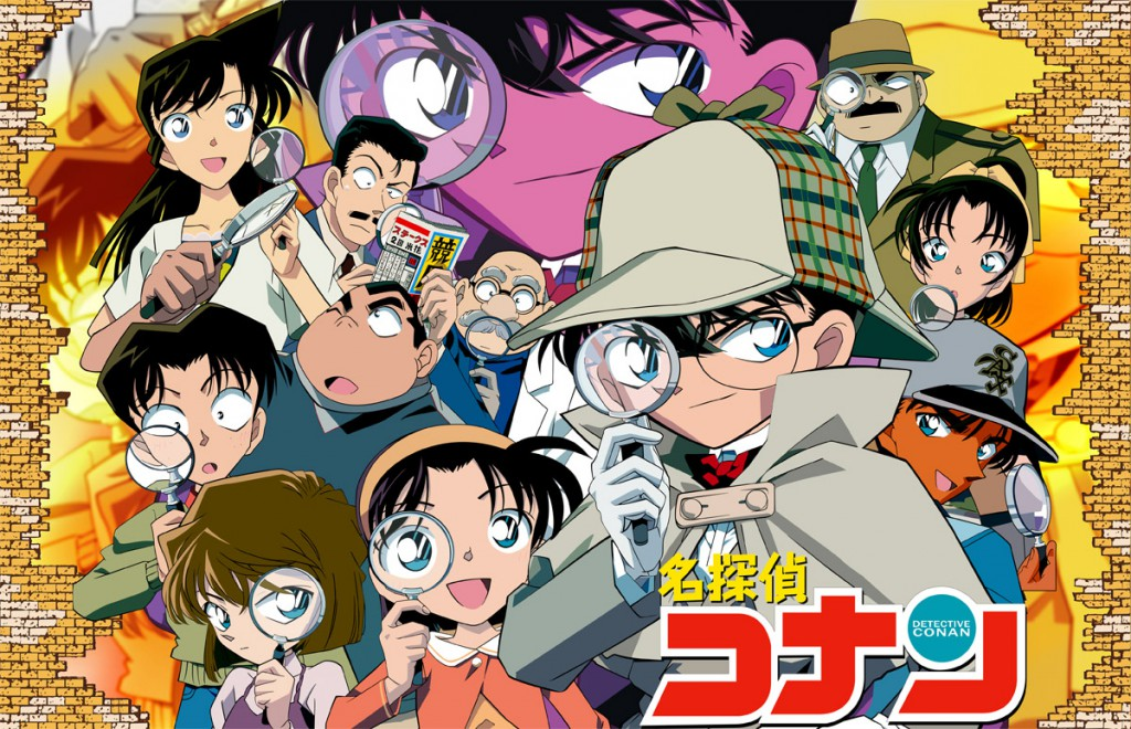 Top 30 addicting anime Top 30 Detective Conan haruhichan.com series