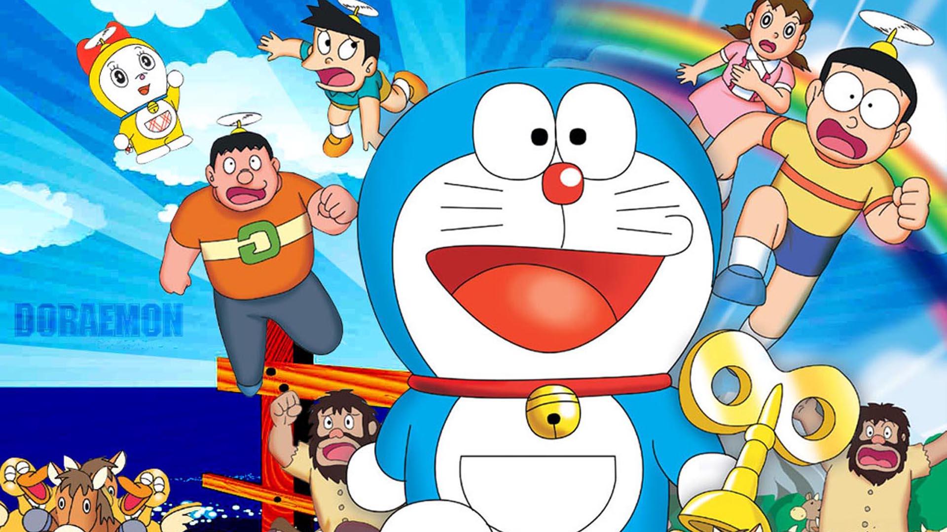 Top 30 addicting anime Top 30 Doraemon visual haruhichan.com series