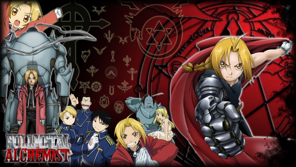 Top 30 addicting anime Top 30 Fullmetal Alchemist haruhichan.com series