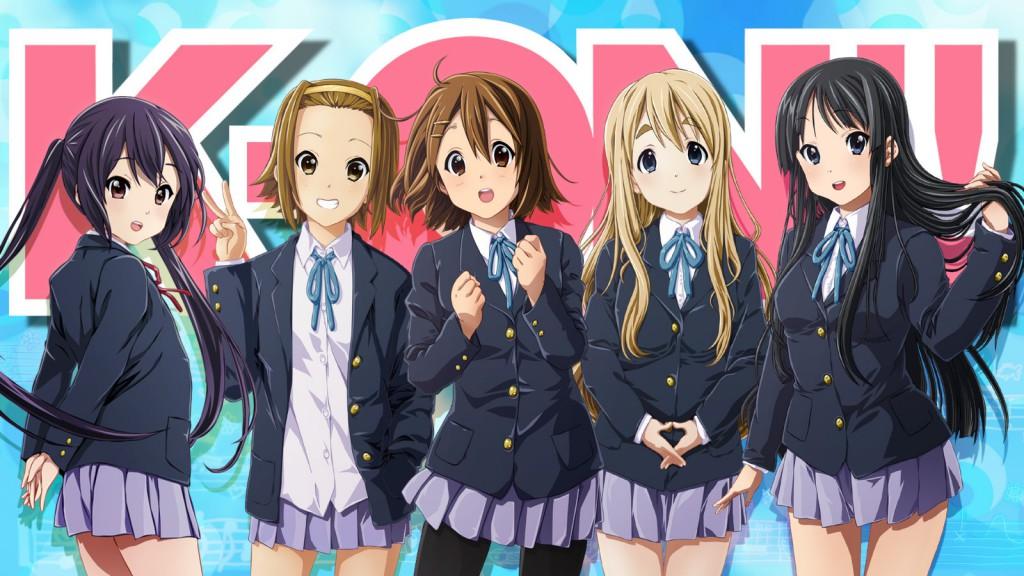 Top 30 addicting anime Top 30 K-On!! haruhichan.com series