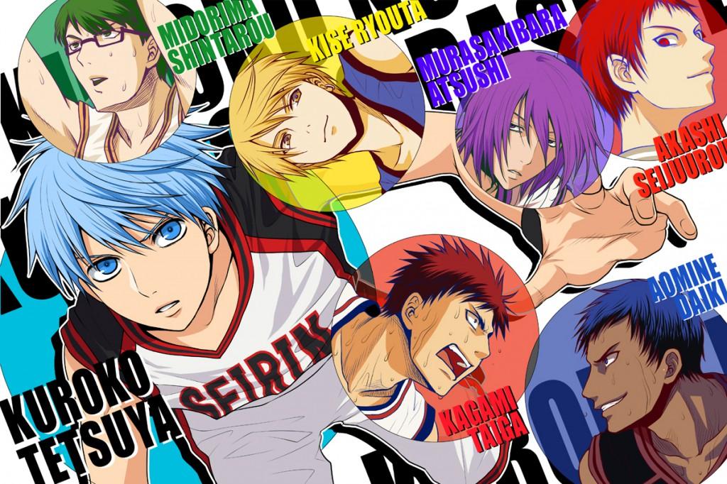Top 30 addicting anime Top 30 Kuroko no Basuke haruhichan.com series