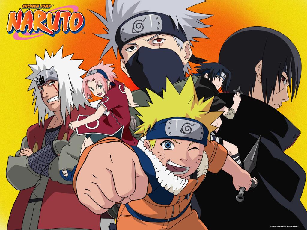 Top 30 addicting anime Top 30 Naruto haruhichan.com series