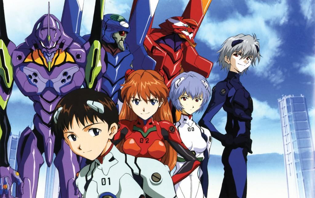 Top 30 addicting anime Top 30 Neon Genesis Evangelion haruhichan.com series