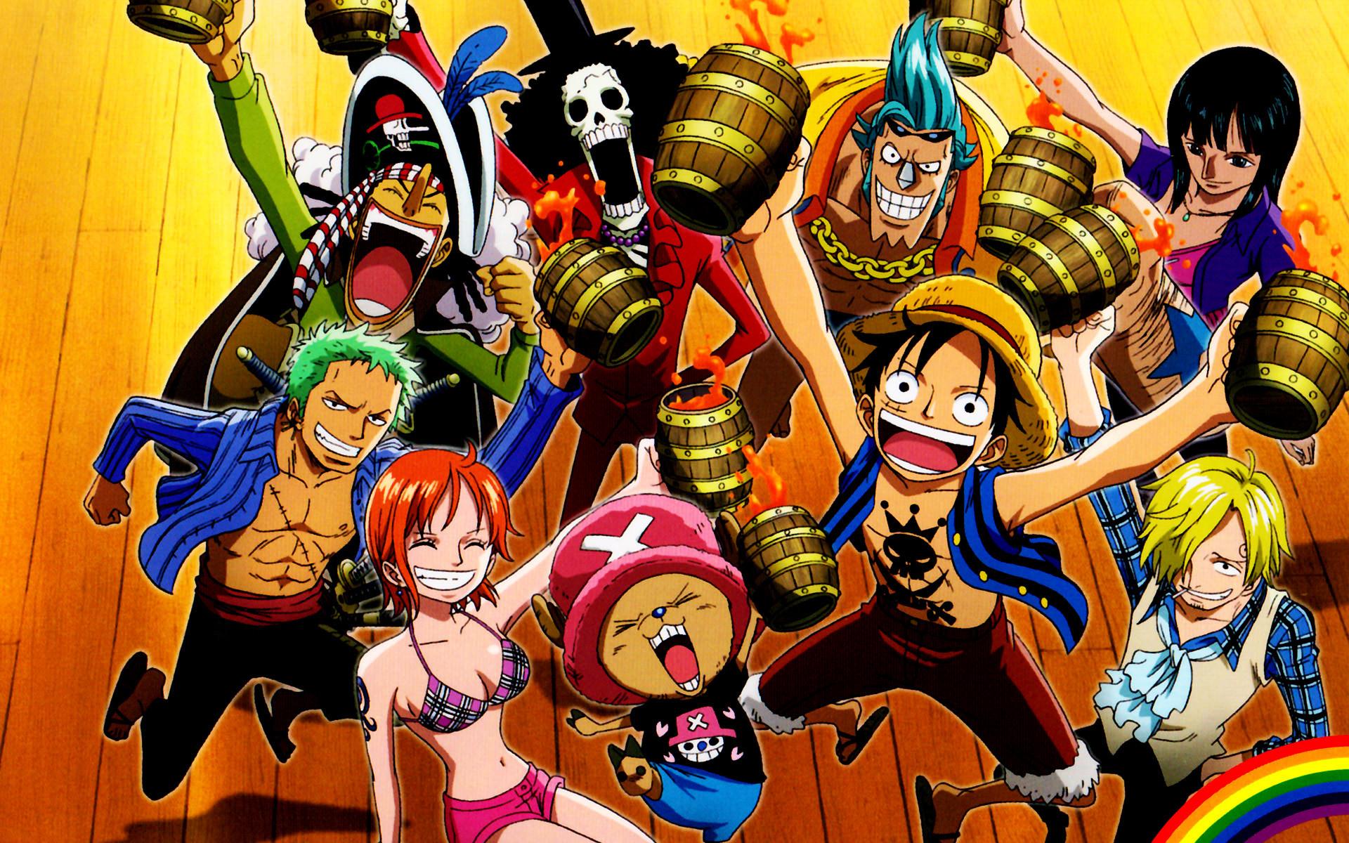 Top 30 addicting anime Top 30 One Piece haruhichan.com series