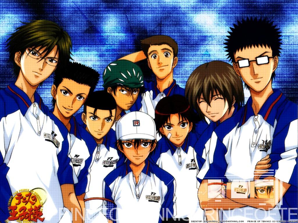 Top 30 addicting anime Top 30 Prince of Tennis haruhichan.com series