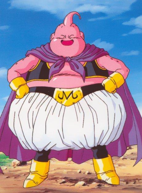 Top 5 Anime Characters People Want to Cosplay as for Halloween haruhichan.com Majin Buu Dragon Ball anime