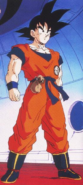 Top 5 Anime Characters People Want to Cosplay as for Halloween haruhichan.com Son Goku Dragon Ball