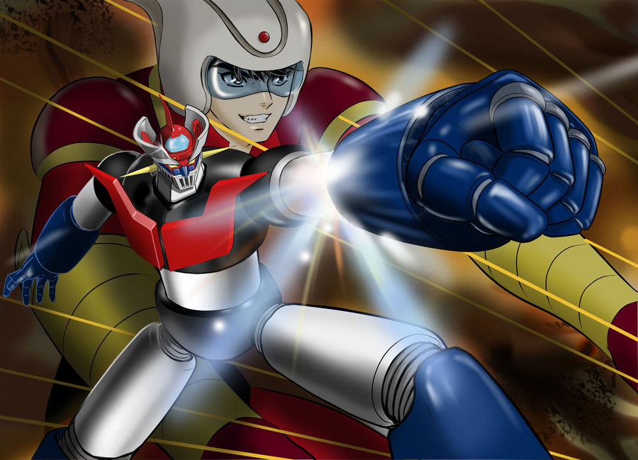 Top 5 Anime Series Fans Don't Want to See Live-Action Versions Of haruhichan.com Mazinger Z