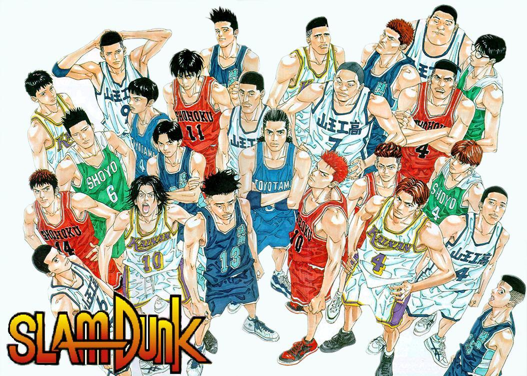 Top 5 Anime Series Fans Don't Want to See Live-Action Versions Of haruhichan.com slam dunk