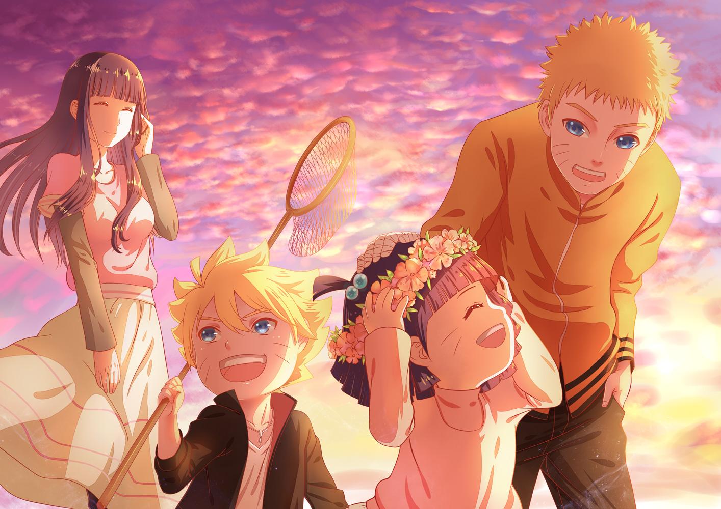 Top-Ten-Pixiv-Artworks-of-the-Week-#2-Naruto-Edition_Haruhichan.com_#4_幸せ③--家に帰って_HaneRu
