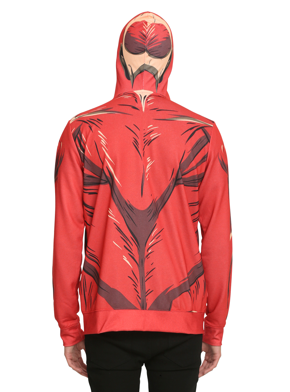 Transform into the Colossal Titan with This New Attack on Titan Hoodie 3