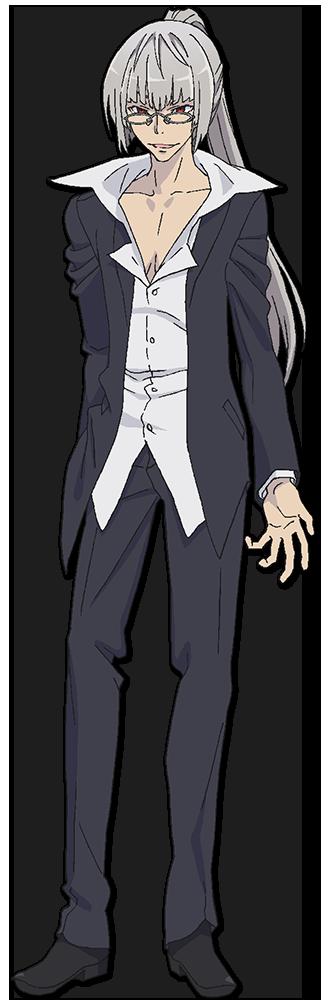 Trinity-Seven-anime-cast-character-Biblia Academy Principal-haruhichan.com-トリニティセブン-Fall-2014-anime