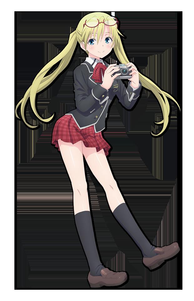 Trinity-Seven-anime-cast-character-Selina Sherlock-haruhichan.com-トリニティセブン-Fall-2014-anime
