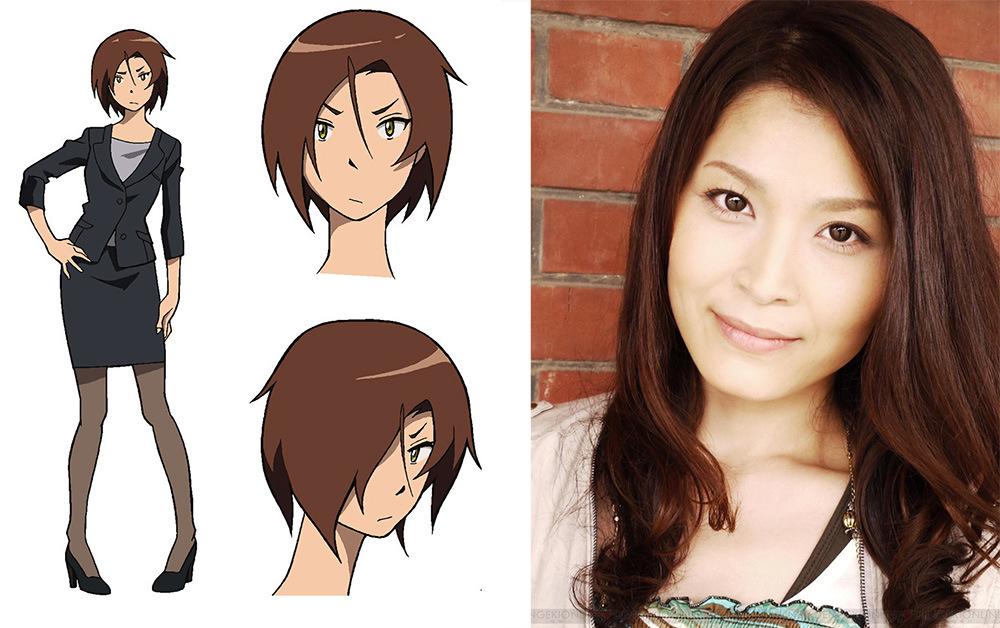 Two New Promotional Videos & Cast Revealed for Digimon Adventure Tri Maki Himekawa