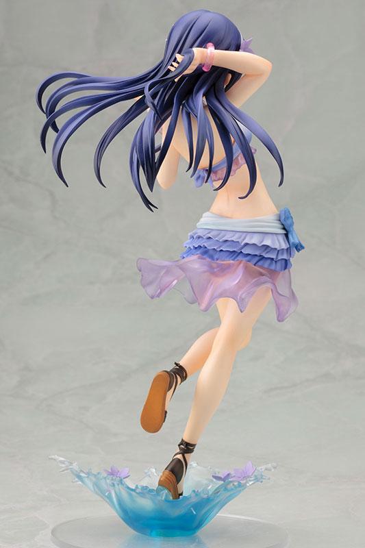 Umi Sonoda the Shy and Hesitant Idol Receives a Swim Wear Figure haruhichan.com Love Live! Umi Sonoda figure 2