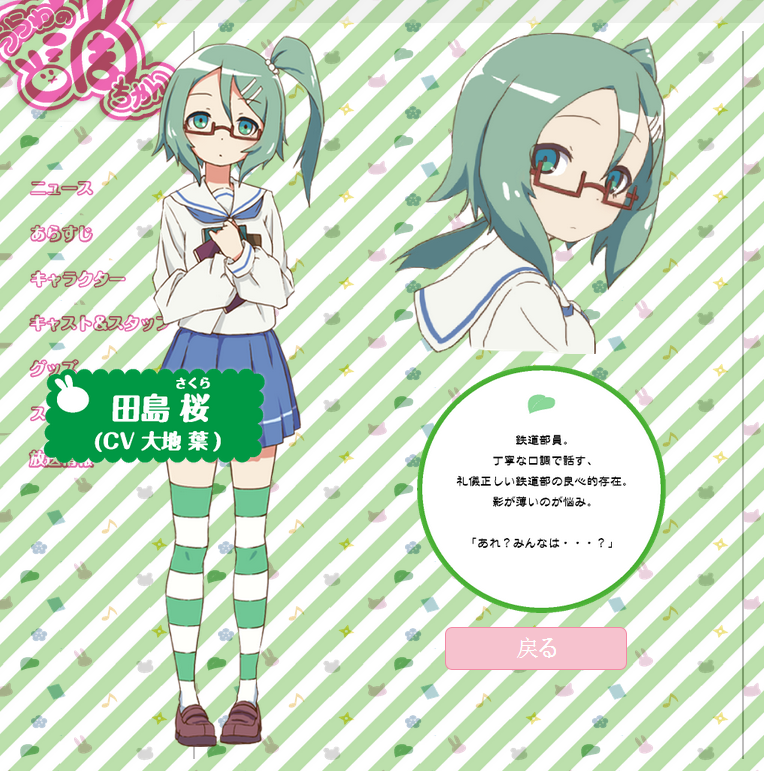 Urawa no Usagi-chan Sakura Tajima_Haruhichan.com_