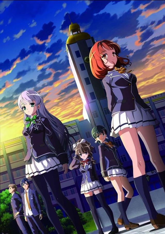 Ushinawareta Mirai wo Motomete anime key visual haruhichan.com Waremete