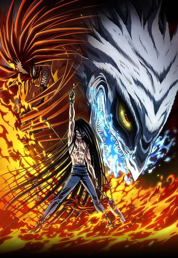 Ushio to Tora 2nd Season Visual Revealed