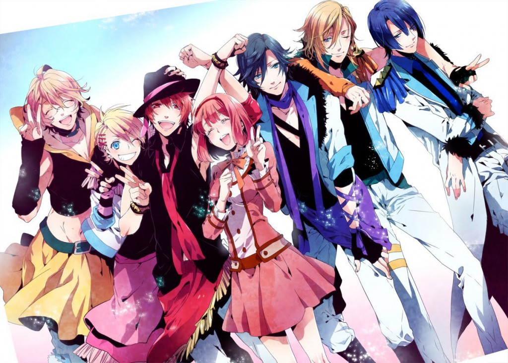 Uta no Prince-Sama Maji Love 2000 anime