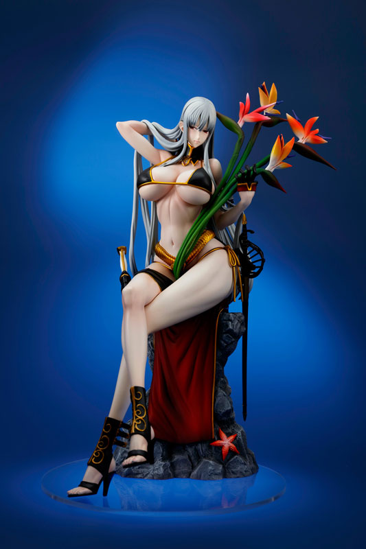 Valkyria Chronicles DUEL - Selvaria Bles -Everlasting Summer- 16 Complete Figure 0001
