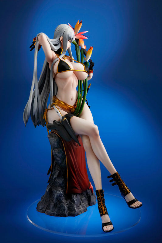 Valkyria Chronicles DUEL - Selvaria Bles -Everlasting Summer- 16 Complete Figure 0002
