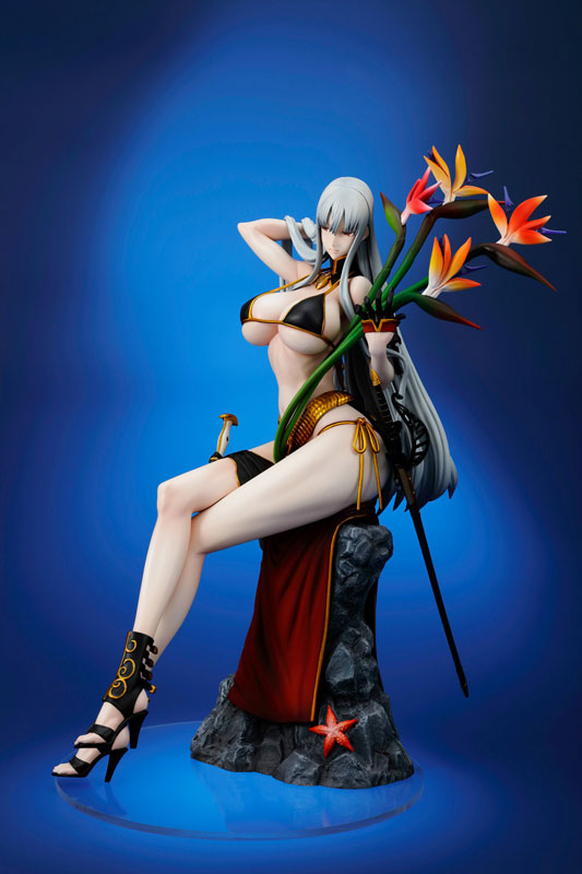 Valkyria Chronicles DUEL - Selvaria Bles -Everlasting Summer- 16 Complete Figure 0003