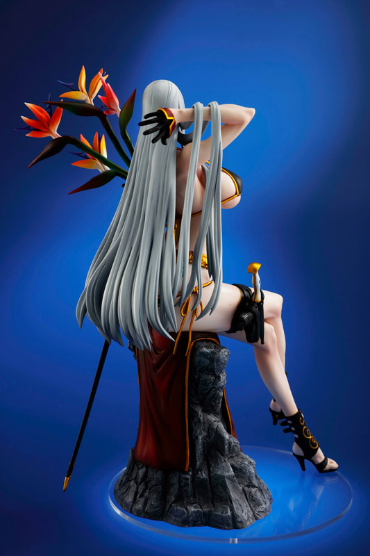 Valkyria Chronicles DUEL - Selvaria Bles -Everlasting Summer- 16 Complete Figure 0004