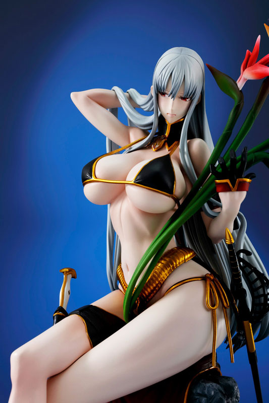 Valkyria Chronicles DUEL - Selvaria Bles -Everlasting Summer- 16 Complete Figure 0005