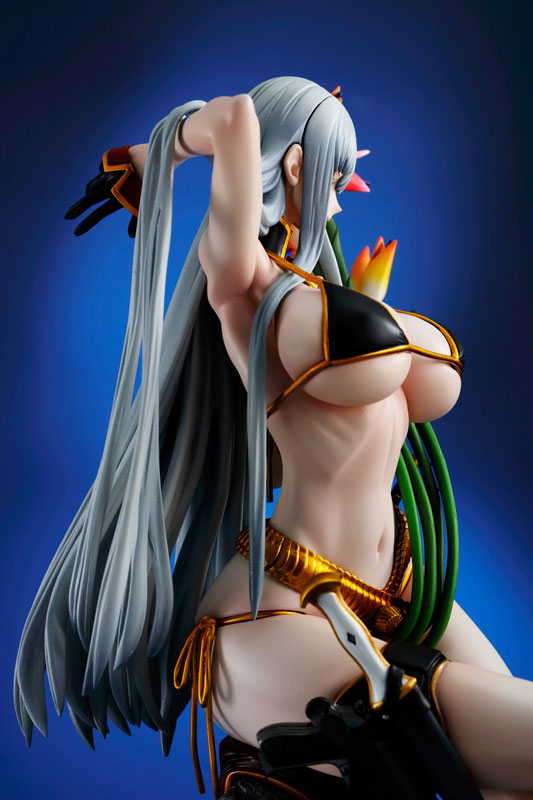Valkyria Chronicles DUEL - Selvaria Bles -Everlasting Summer- 16 Complete Figure 0007