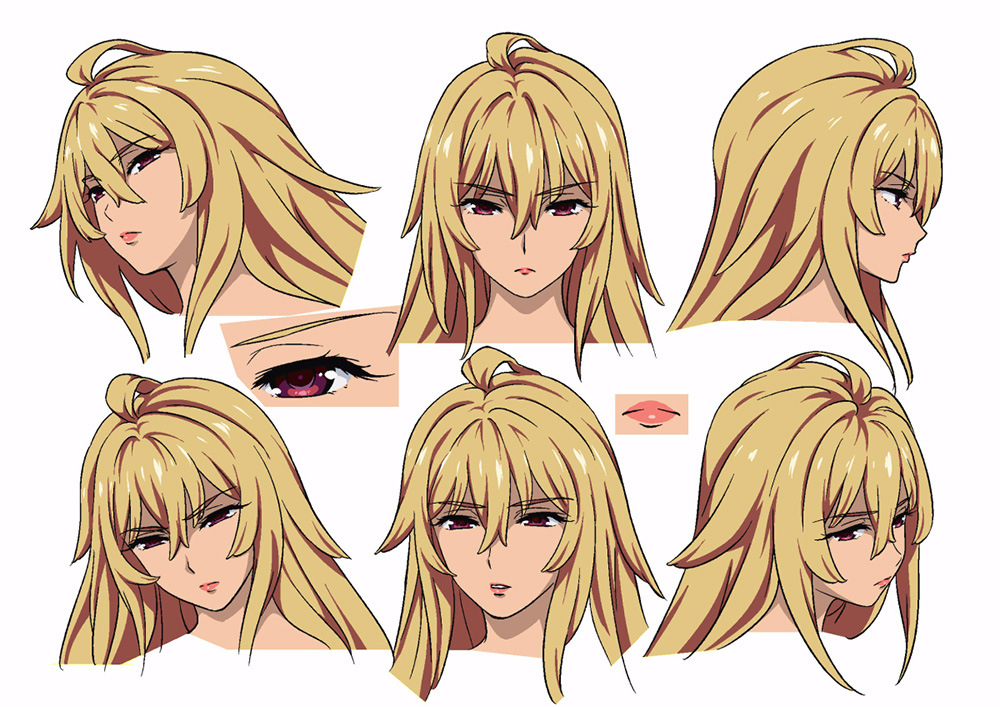 Valkyrie-Drive-Mermaid-Anime-Character-Design-Mirei-Shikishima-2