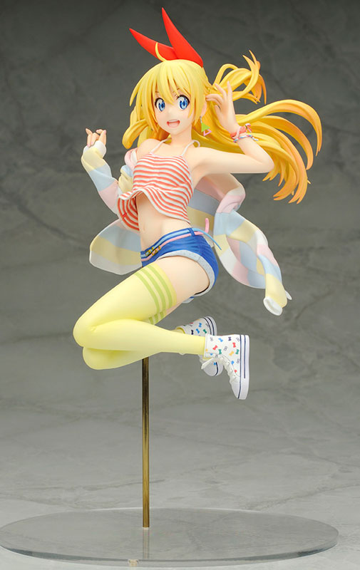 WAVE and Alter Release New Chitoge Figures Just in Time for Summer