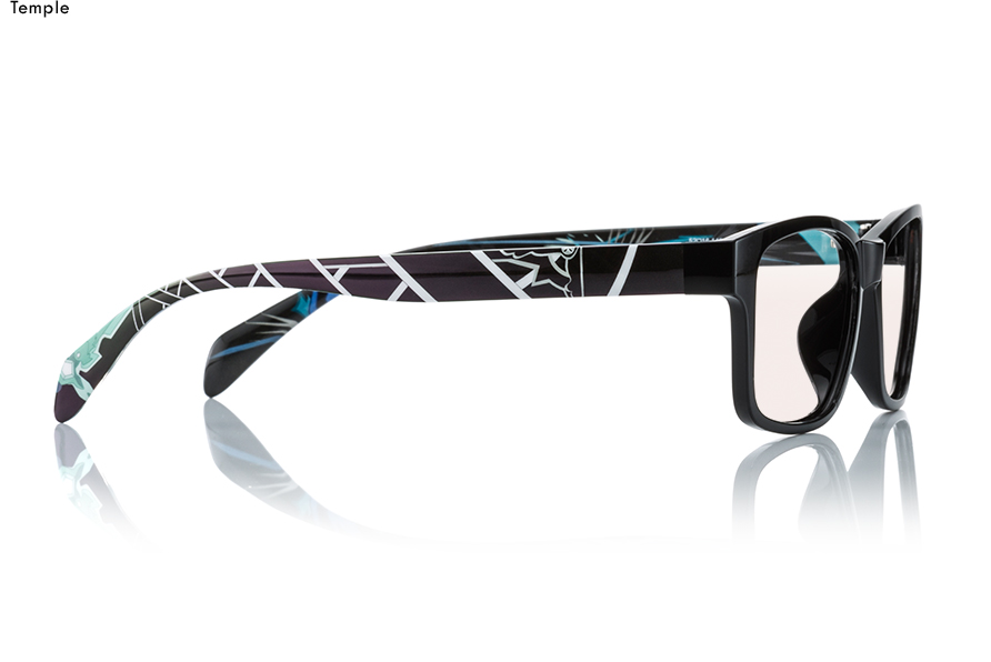 Wear Your Glasses in Style with Sword Art Online Character Glasses haruhichan.com Sword Art Online anime glasses Aincard Kirito 5