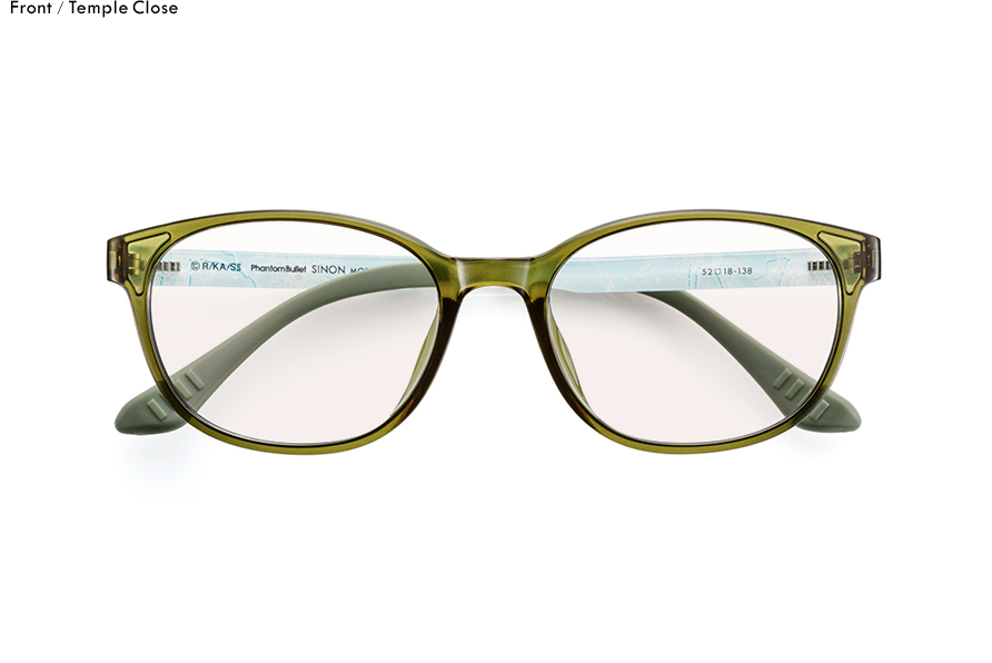 Wear Your Glasses in Style with Sword Art Online Character Glasses haruhichan.com Sword Art Online anime glasses Phantom Bullet Sinon 2