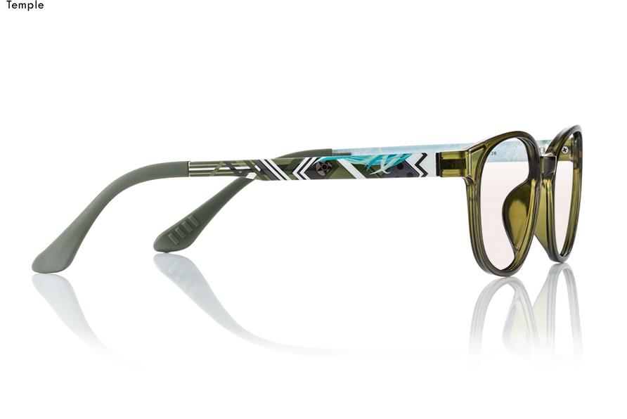 Wear Your Glasses in Style with Sword Art Online Character Glasses haruhichan.com Sword Art Online anime glasses Phantom Bullet Sinon 4