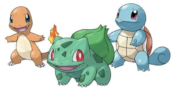 Which Gen1 Pokemon Starter Is The Best -