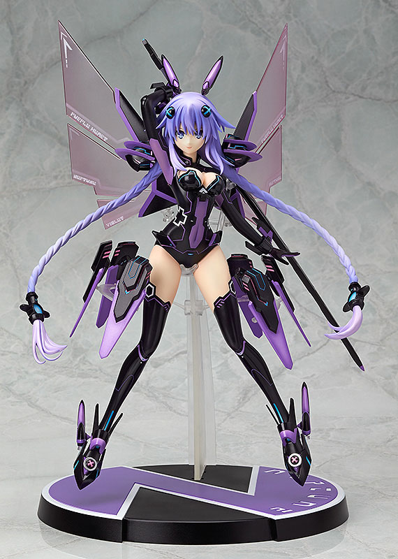 Wing's New Hyperdimension Neptunia Figure Wows Fans in 1:7 Scale