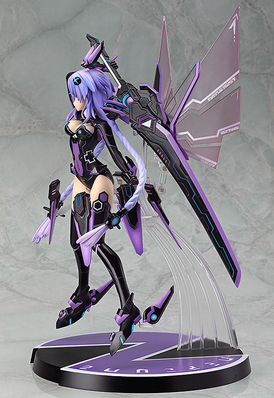 Wing's New Hyperdimension Neptunia Figure Wows Fans in 1:7 Scale 3
