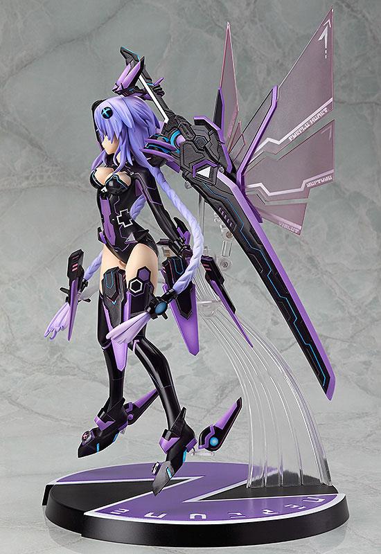Wing's New Hyperdimension Neptunia Figure Wows Fans in 1:7 Scale 3
