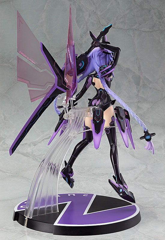 Wing's New Hyperdimension Neptunia Figure Wows Fans in 1:7 Scale 4