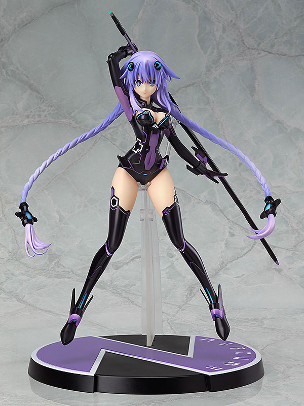 Wing's New Hyperdimension Neptunia Figure Wows Fans in 1:7 Scale 6