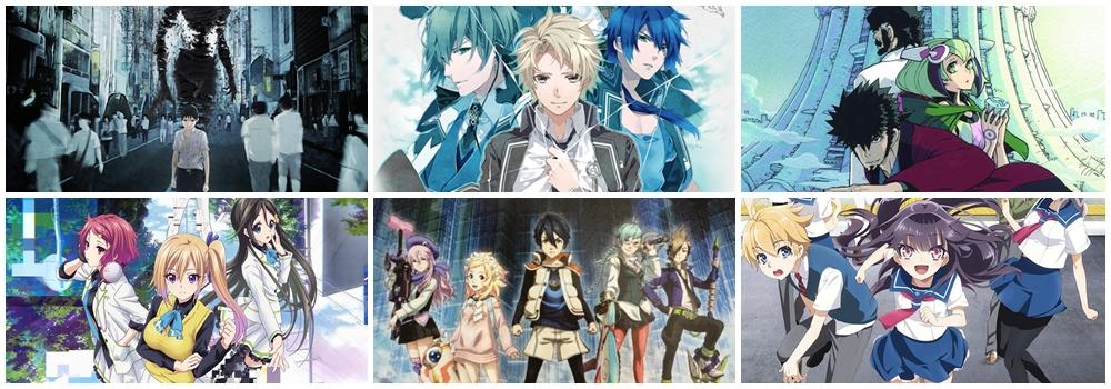 Winter 2016 Anime