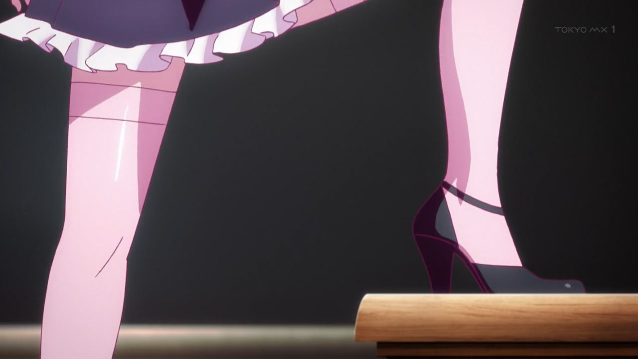 Witness the Quality of Absolute Duo's Opening Animation Haruhichan.com Absolute Duo Opening 11