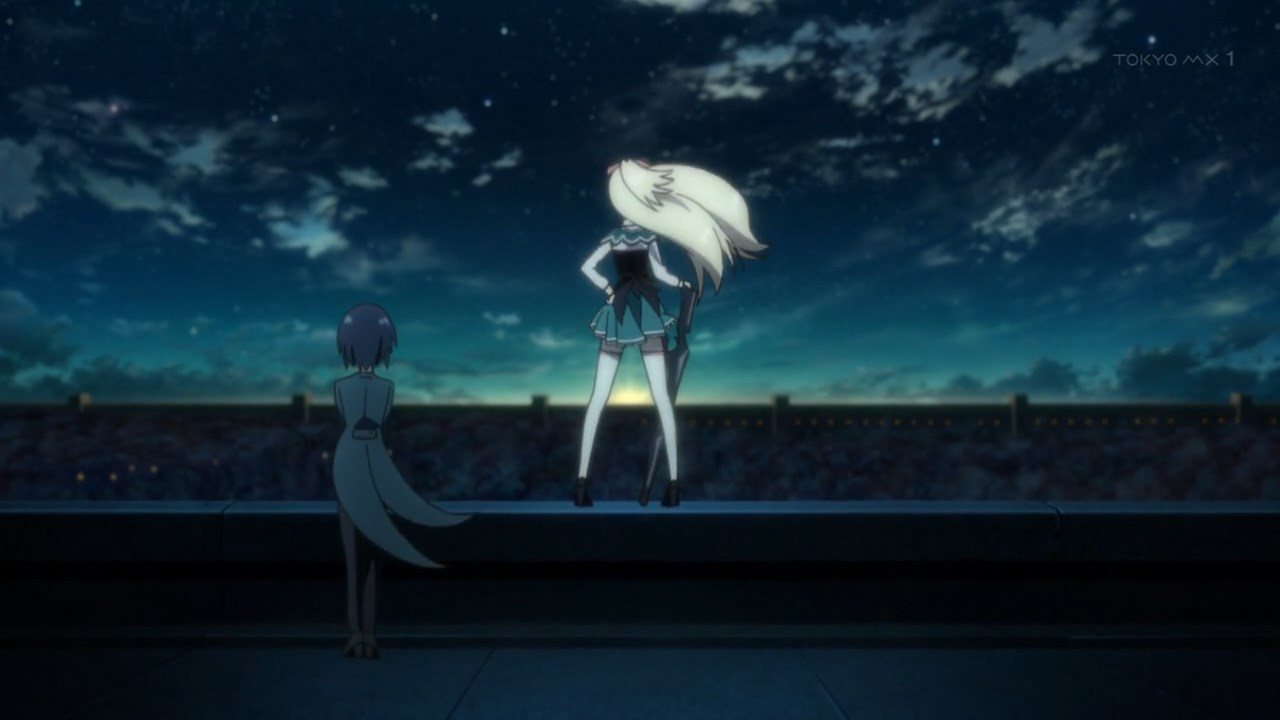 Witness the Quality of Absolute Duo's Opening Animation Haruhichan.com Absolute Duo Opening 15