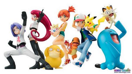 Wonfes 2016 Pokemon PVC Sets 1