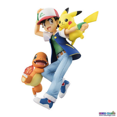 Wonfes 2016 Pokemon PVC Sets 10